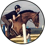 Brandon Hall - Horseback Riding instructor at Stonewood Riding Academy in Pickering